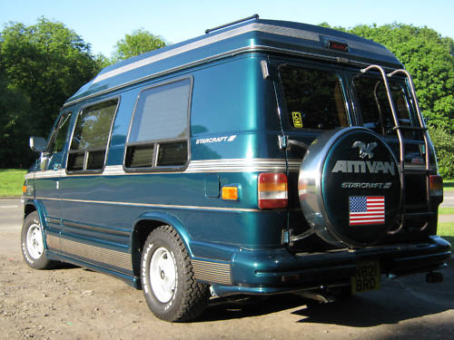 Gmc Truck Parts Menomonie >> Starcraft Vans Conversions Conversion Vans   Autos Weblog
