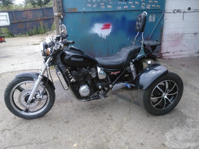 Kawasaki Trikes Uk